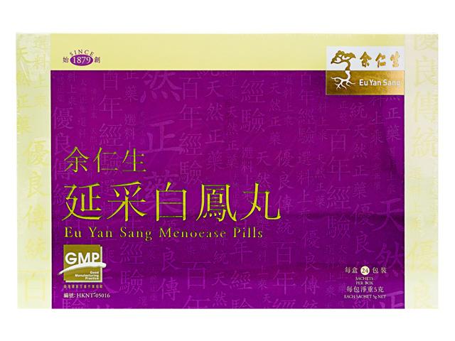 延采白鳳丸(Eu Yan Sang Menoease Pills)