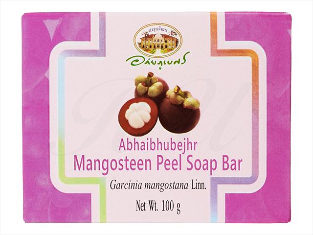 マンゴスチンピール石鹸