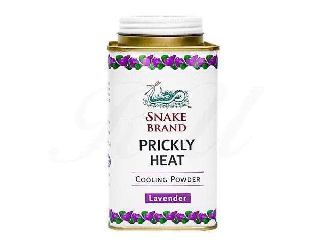 [SnakeBrand]プリックリーヒート・クーリングパウダー(ラベンダー)