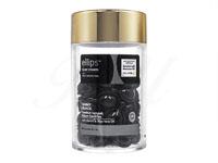 [エリプス]ヘアビタミンカプセル・ブラック(Ellips Hair Vitamin・Shiny Black With Kemiri & Aloe Vera Oil)